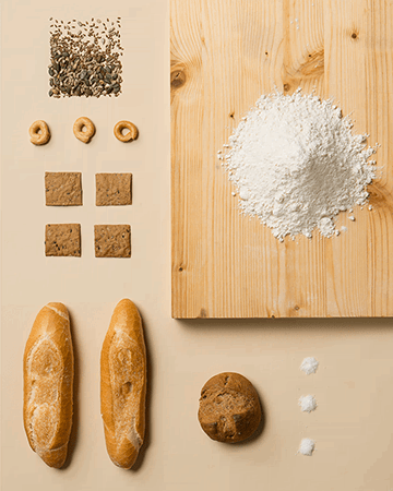 Flours for Bread-Making