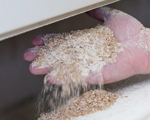 Controllo farine mulino padano
