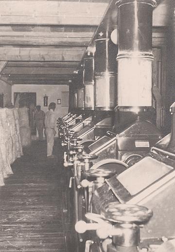 storia farina mulino padano