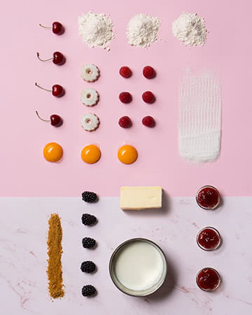 Flours for Pastry