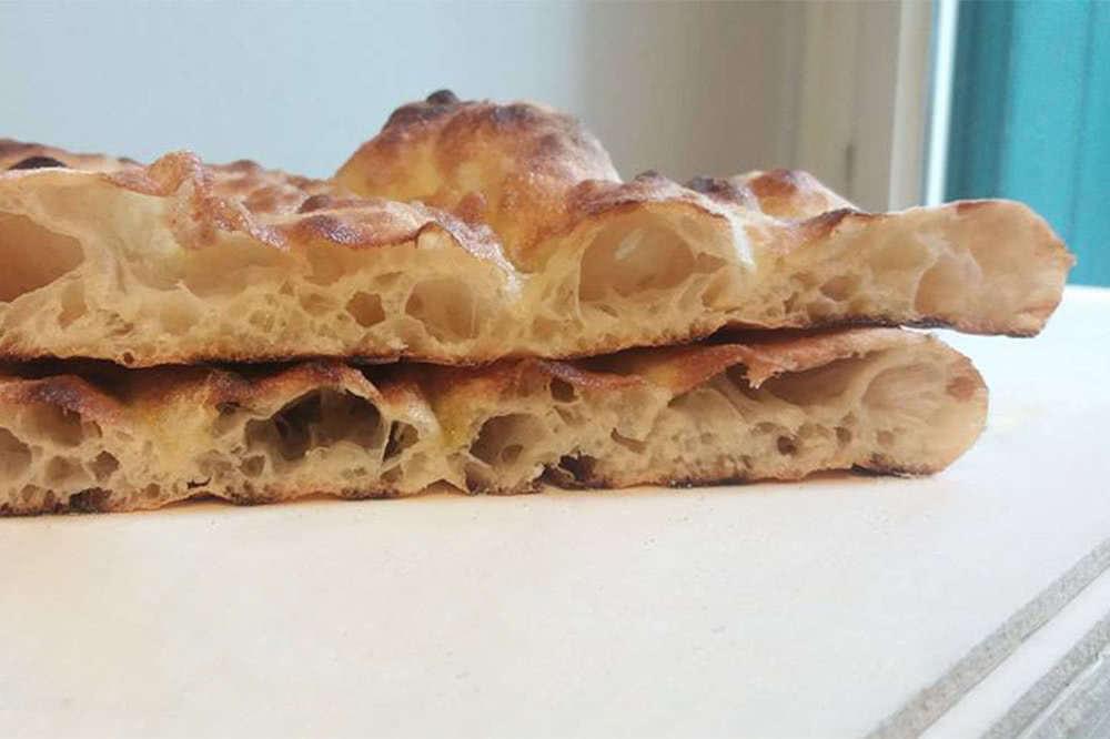 Ricetta pizza alla romana Mulino Padano