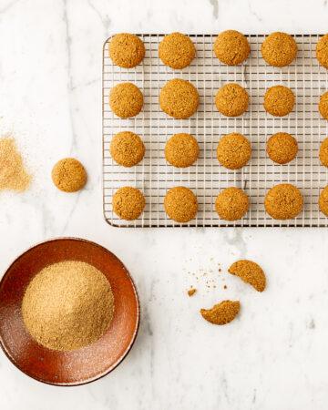 biscotti al germe di grano